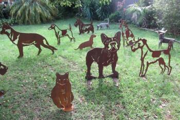 Geoff Harvey sculptor painter Australian Annabelle JOSSE