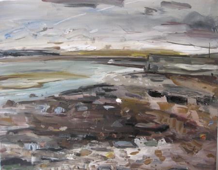 Steve Lopes - Art and the  Land - Annabelle JOSSE